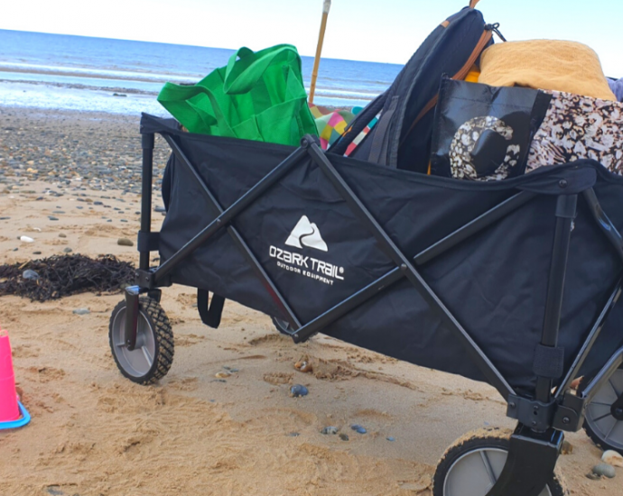 Ozark Trail Wagon review Ever Wild Outdoors
