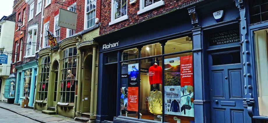 Rohan York store